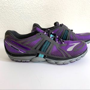 Brooks Pure Cadence Purple Running Shoes 10.5